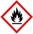 Gefahr: Flüssigkeit und Dampf entzündbar